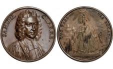 1729г. Доктор Сэмюел Кларк. Смерть 17 мая 1729г.