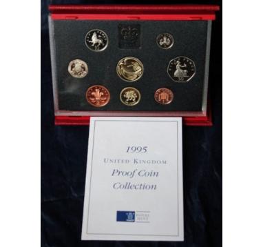 1995 пруф сэт