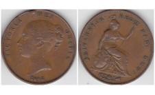 1848/6 пенни