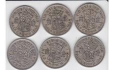 1948-1949г.г., 1/2 кроны