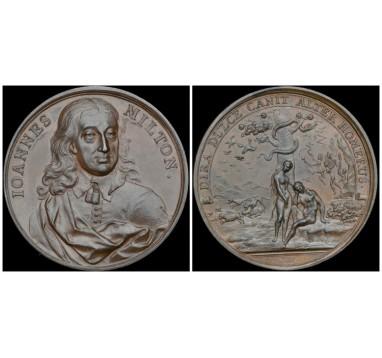1674 год. (1740 год). Смерть Джона Милтона