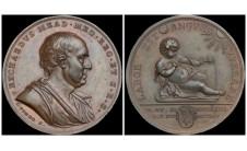 1754 год.(1775 год). Смерть Ричарда Мида