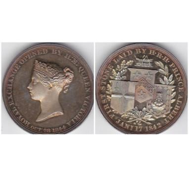 1844г. Открытие Биржи