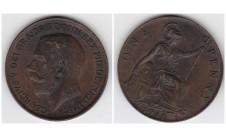 1911г. пенни
