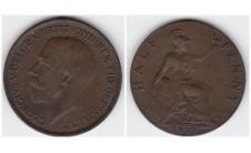 1915г. 1/2 пенни