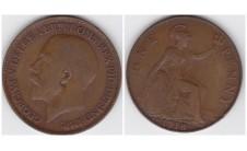 1918 KN. пенни