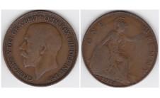 1918 H. пенни