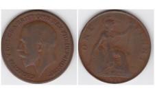 1919 KN. пенни