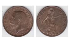 1919г. пенни