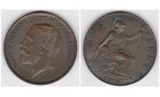 1912г. пенни