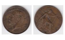 1925г. 1/2 пенни