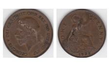 1932г. пенни