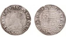1560-61г.г. Елизавета I, шиллинг