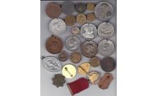 Лот Британских медалей (26 шт)