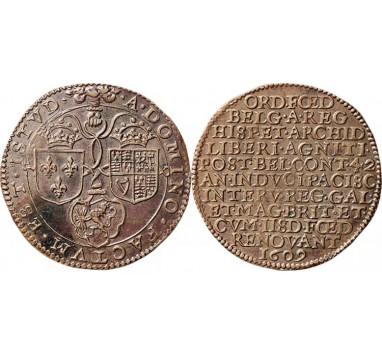 1609 год. Голландия. Заключение Тройственного Альянса.