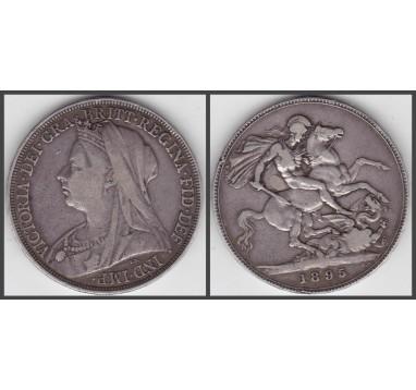 1895г. Виктория. крона