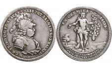 1748 год. Голландия. Предварительное подписание мирного договора в Ахене.