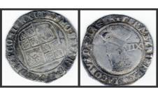 Яков. Шиллинг 1606-07г.г.