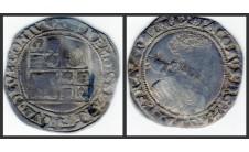 Яков. Шиллинг 1611-12г.г.