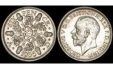 1936г., 6 пенсов