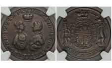 1761г. Коронация Георга III и королевы Шарлоты