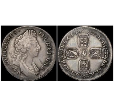 1696 В, шиллинг