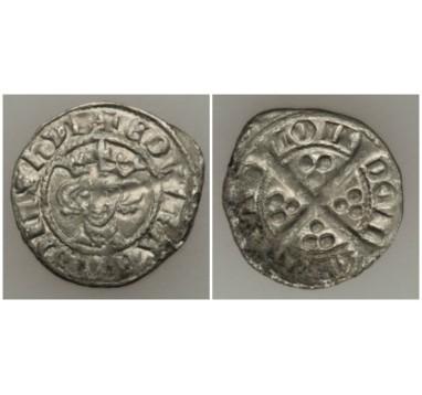 1272-1307г.г. Эдуард I пенни