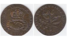 1801г. Союз Ирландии с Великобританией.