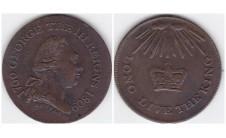 1809г. 50 лет правления Георга III.