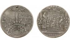 1689г. Голландия. Коронационные торжества в Роттердаме
