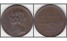 8. октябрь 1773г. «Оливер Кромвель»