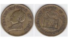 1827 год. Смерть Фредерика (69-1-m)