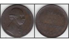 Анна. 6 пенсов 1711г.