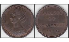 13. март 1774г. «Герцогиня Глостерская»