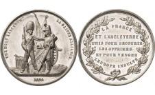 1854г. Англо-Французский альянс