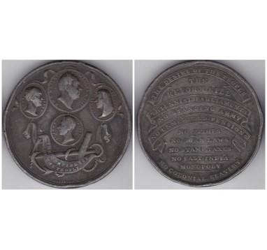 1831 год. Представления Билля о реформе.