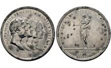 1814 год. Мирный договор в Париже.