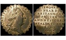 1789г. Король Георг III: Выздоровление