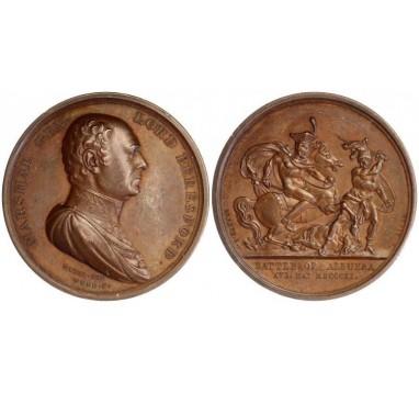 18. Битва при Албуере, 1811г.