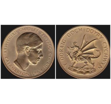 1969 год. Инвеститура Принца Чарлза