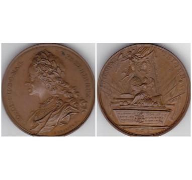 1760 год. Смерть  Короля Георга II.