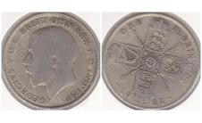Георг V флорин 1922г.