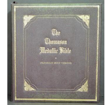 1970г. Иллюстрированная Библия Томансона