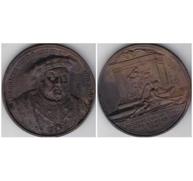 1731г. Короли и Королевы Англии.  Генри VII   1509-1547.