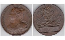 1731г. Короли и Королевы Англии.  Анна 1702-1714