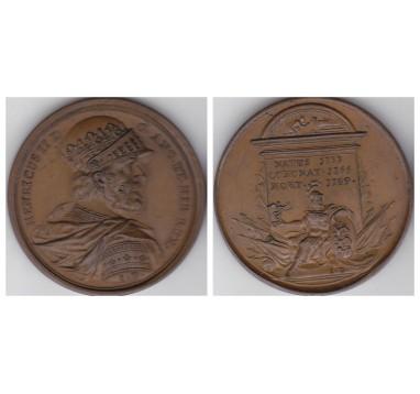 1731г. Короли и Королевы Англии.  Генри II  1154-1189.
