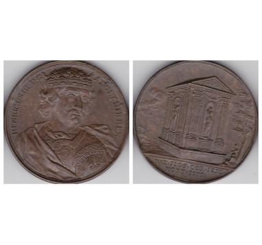 1731г. Короли и Королевы Англии.  Генри III 1216-1272.