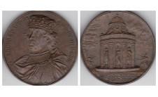 1731г. Короли и Королевы Англии.  Эдуард I 1272-1307.