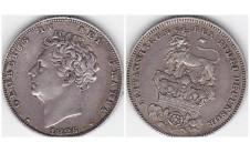 1826г. 6 пенсов