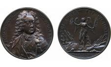 1722 г. (1740г.).  Смерть Джона Черчелля.